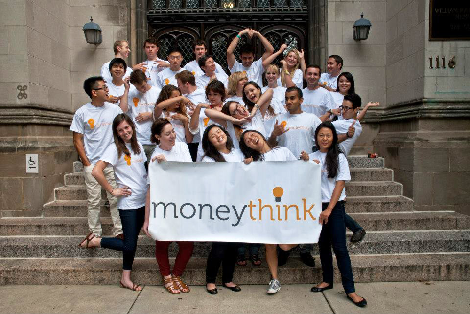 Students of the Moneythink program
