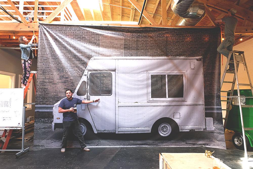 truck reveal