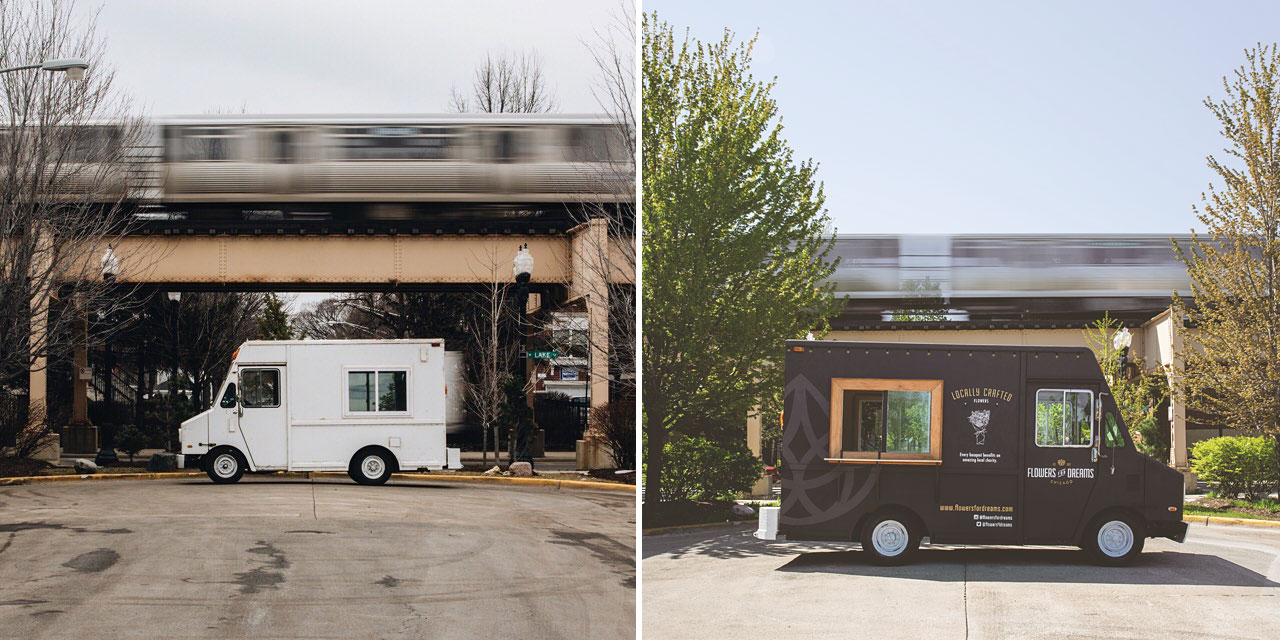 truck design before and after