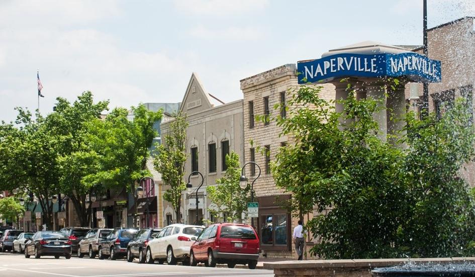 naperville flower delivery
